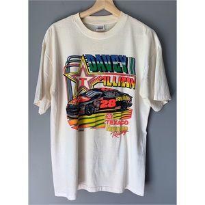 VTG 1991 Davey Allison Nascar Mens Shirt